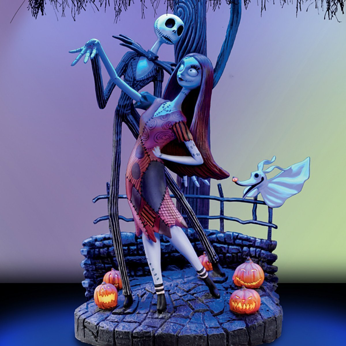 The Nightmare Before Christmas Moonlight Lamp accessories