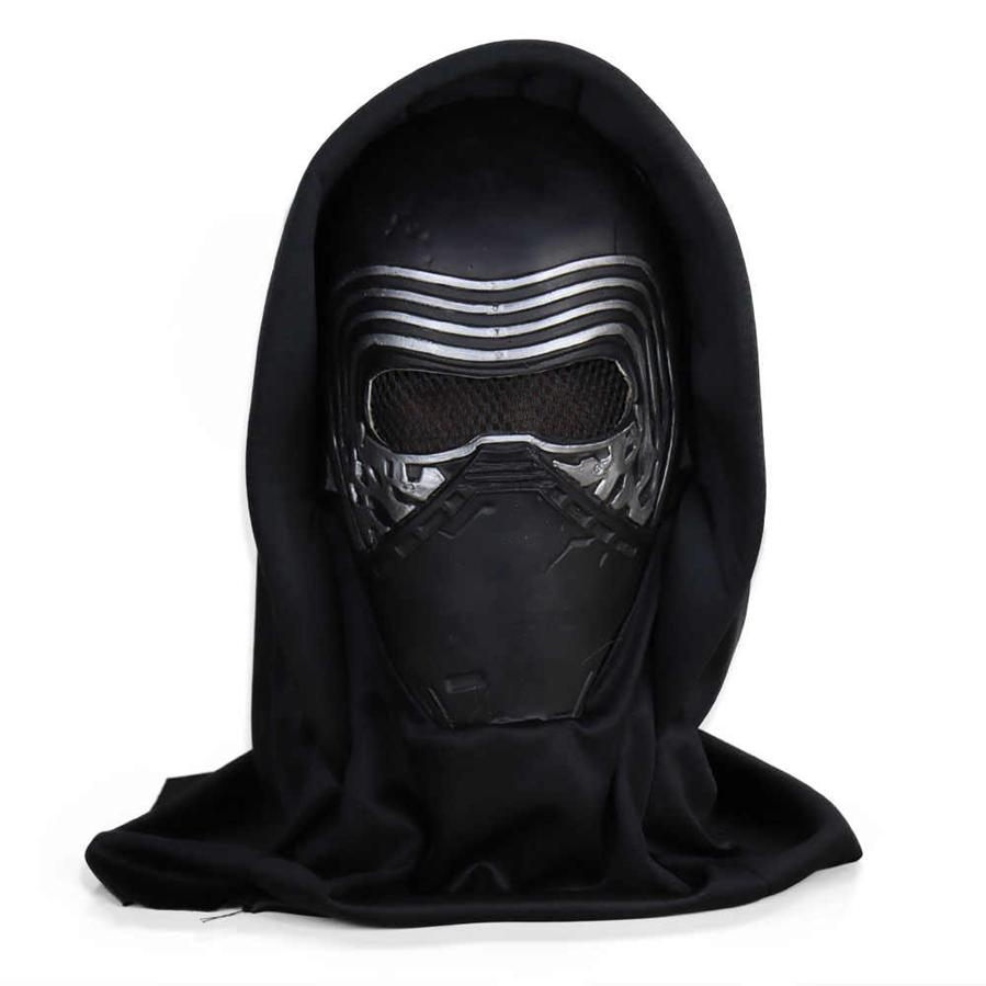 Star Wars Kylo Ren's Helmet Halloween Mask