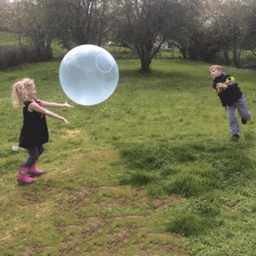 BUY TWO GET ONE FREE - AMAZING BUBBLE BALL