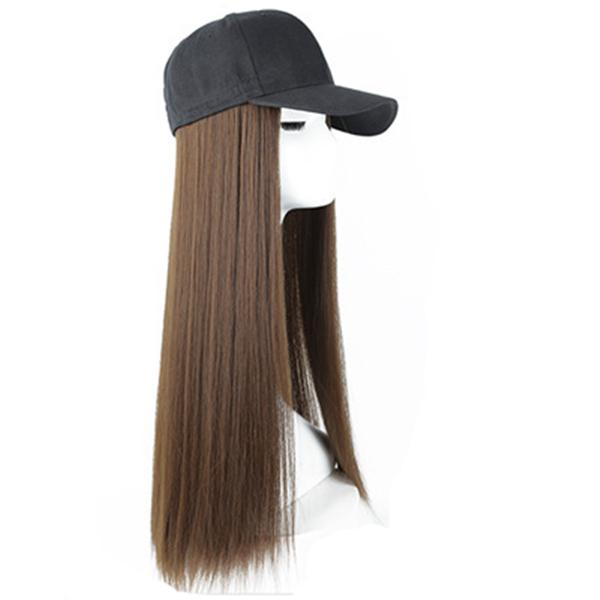 Fashion Wig Baseball Cap