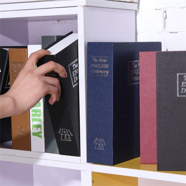 Secret Book Safe Box
