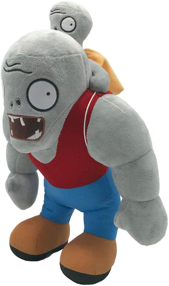 Muscle Zombie Plush Toy