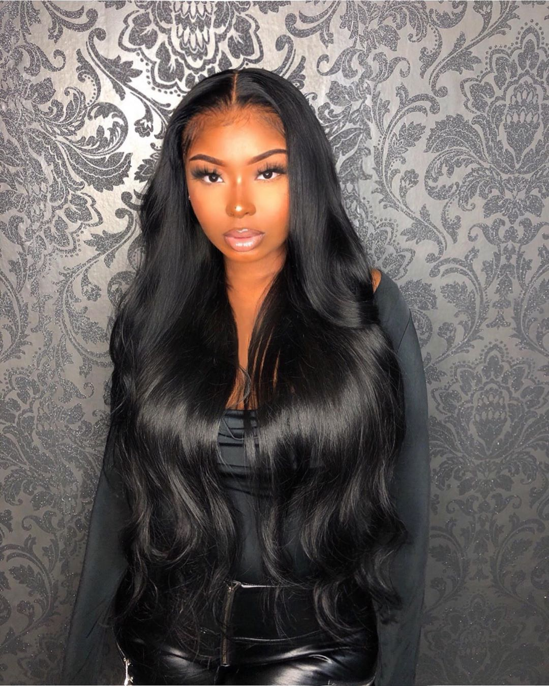 Black Wigs For Black Women Beach Waves For Short Hair With Flat Iron African American Wigs For Petite Heads Short Human Hair Bob Wigs Beach Waves Short Hair Curling Iron