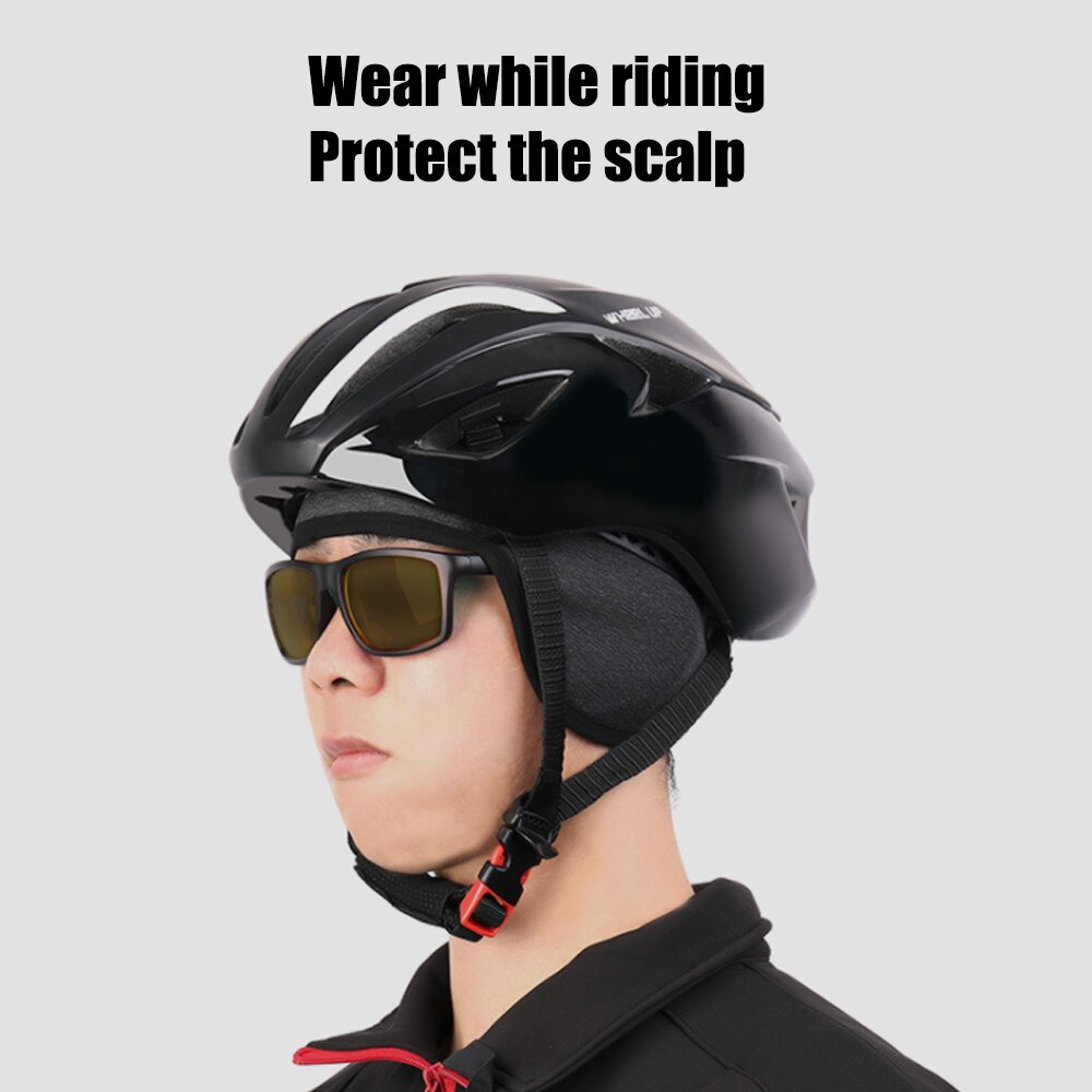 Windproof and warm riding cap