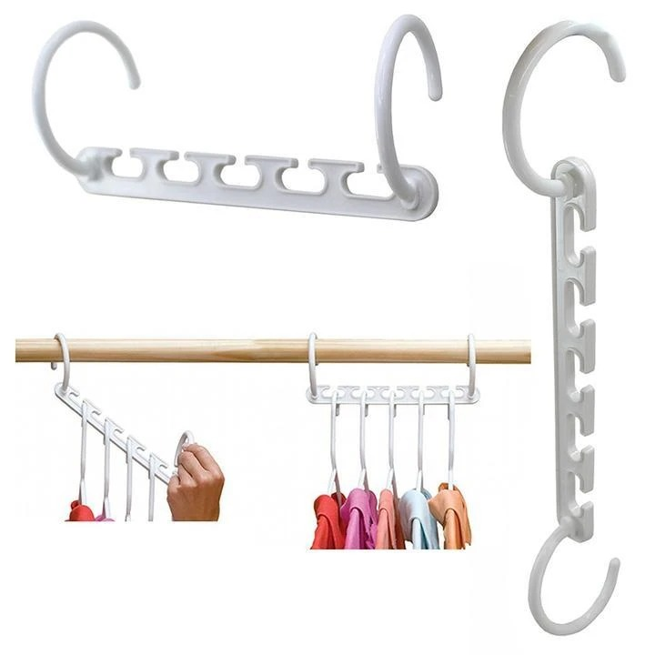 Last Day Promotion 49% OFF - Magic Hangers Closet Space Saving