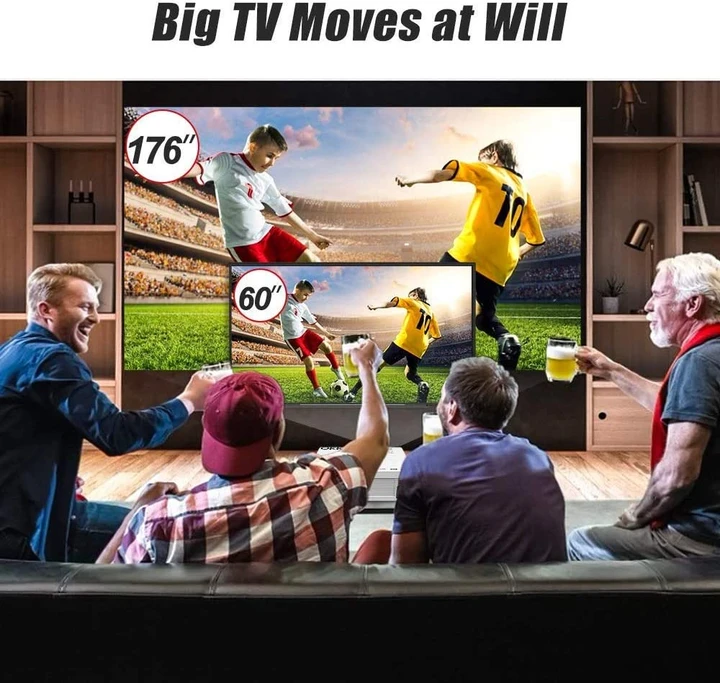 Father's Day Hot Sales 50%OFF!-Portable Giant Outdoor Movie Screen