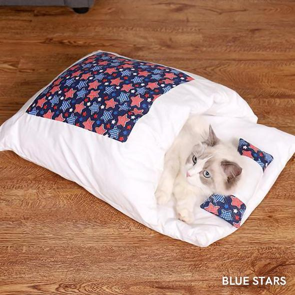 ✨NEW YEAR SALE 50%OFF-TODAY✨Movable winter warm cat house small pet bed