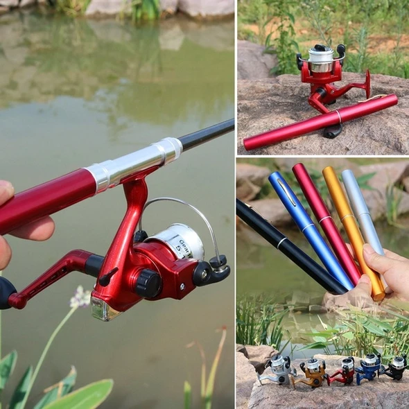 Pocket Fishing Rod-Great for your Travel