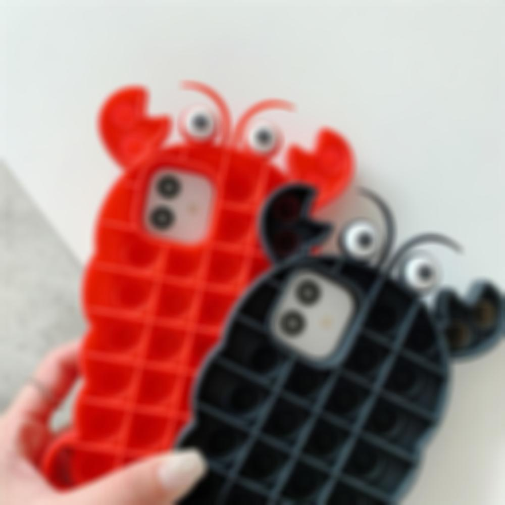 New Lobster Fidget Phone Case For Iphone