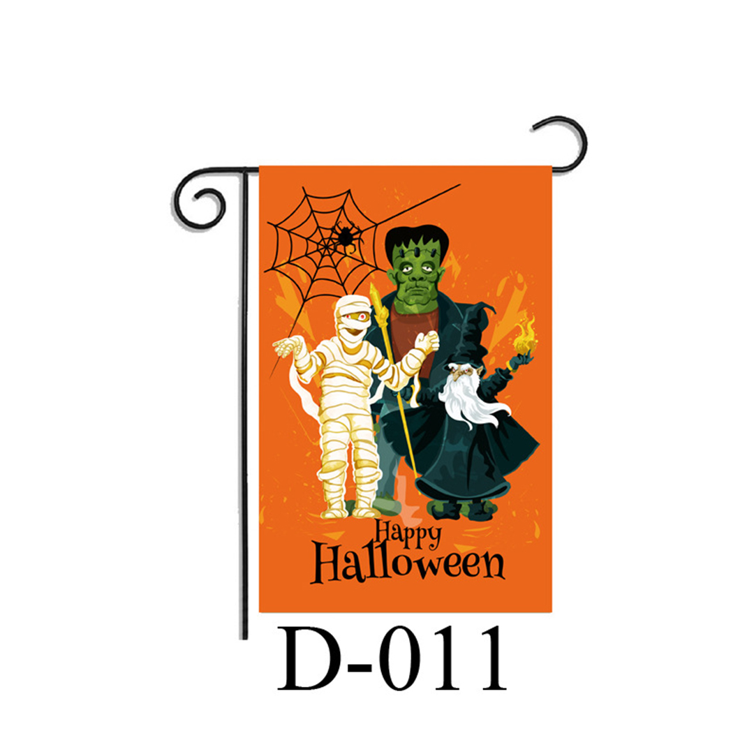 Halloween House Flag Decor