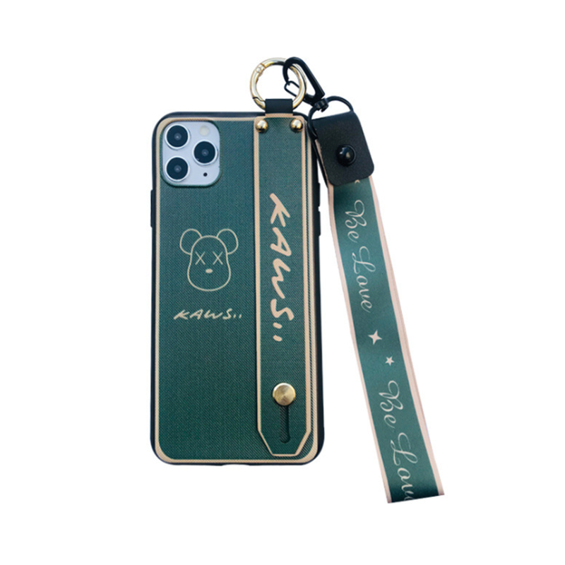 【Best Selling Model of 2020】 Soft Case for iPhone Lanyard