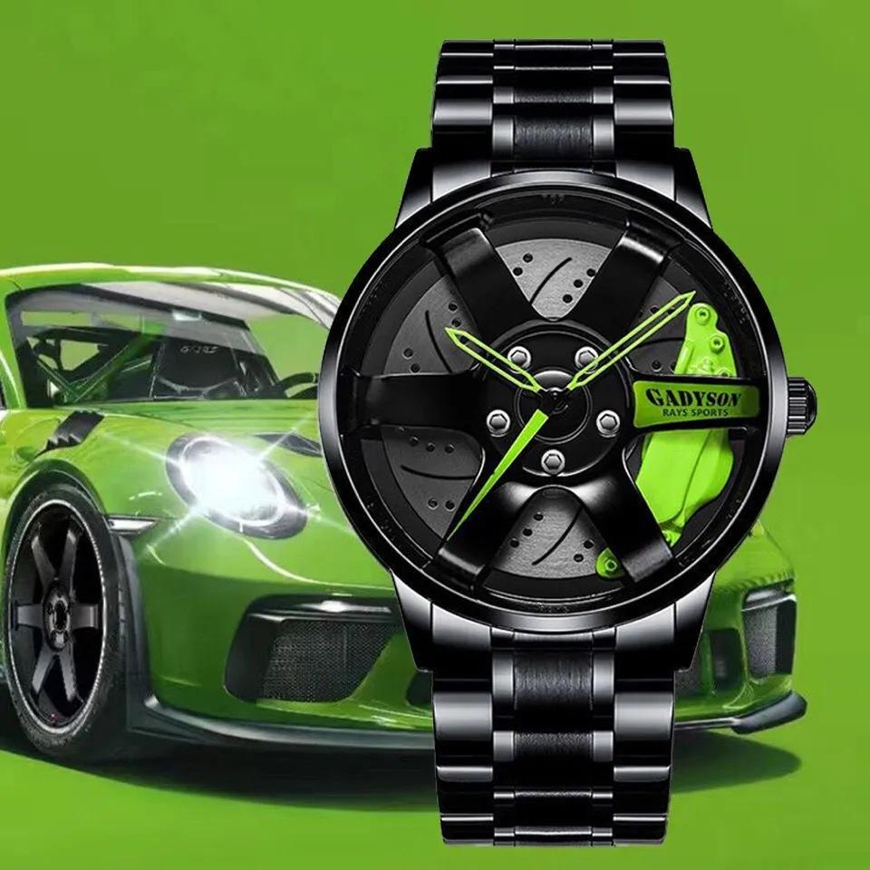 SPEED RACER WATCH 【BUY 2 FREE SHIPPING】