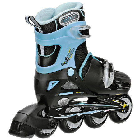 Roller-Derby-Boy's-Cobra-Adjutstable-Inline-Skate