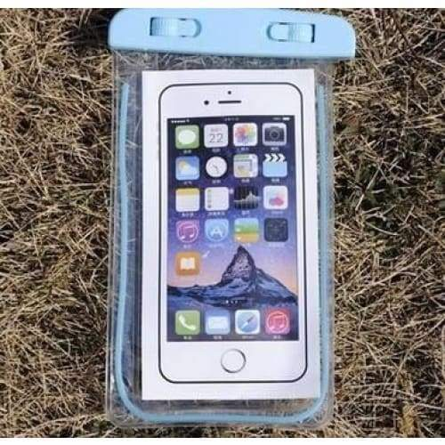 Summer Waterproof Pouch Swimming Beach Dry Bag Case Cover Holder For Cell Phone