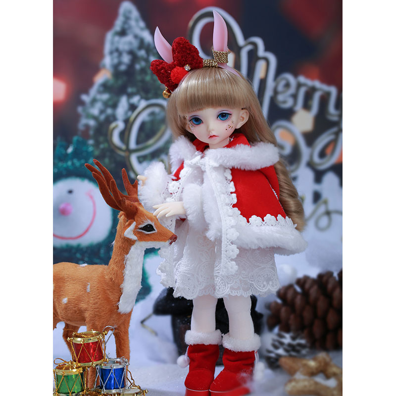 Fairyland Little Moon BJD Doll SD 1/6 Body Model for Girls Toys Resin Shop Christmas Gifts