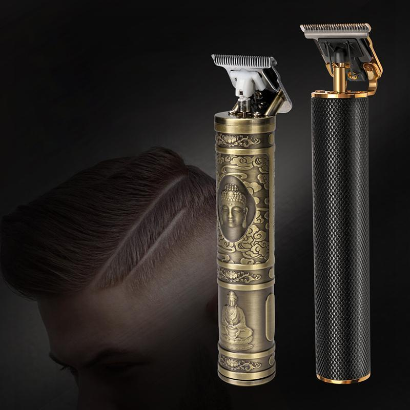 Electric Pro Li Outliner Grooming Rechargeable Cordless Close Cutting T-Blade Trimme【Free Shipping Worldwide】