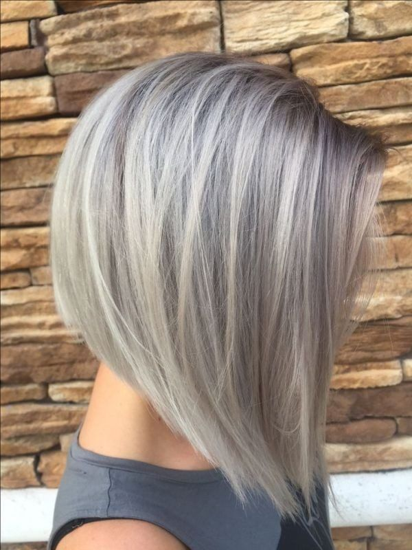 2020 New Gray Hair Wigs For African American Women Burgundy Frontal Gray Brazilian Hair Lady Gaga Wig Ombre Grey Short Hair Blue Steel Grey Hair
