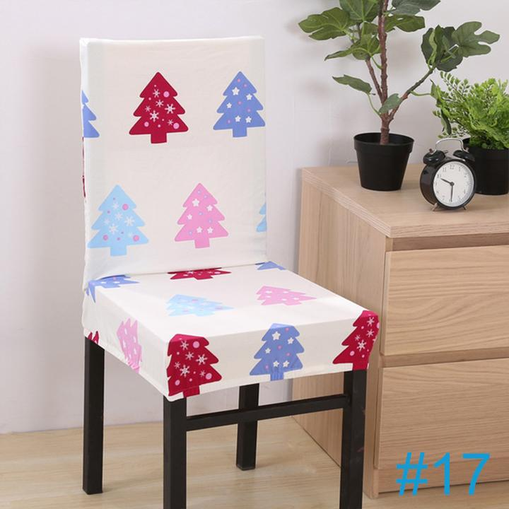 EXTENDABLE AND ELASTIC CHAIR COVER - ELEGANT & Buy 4 Free Shipping