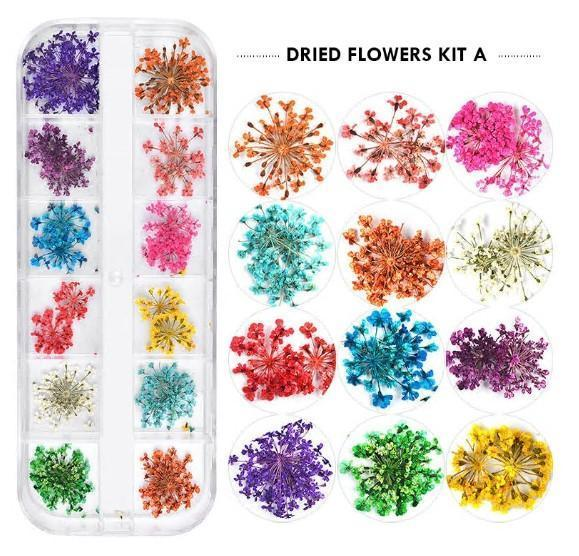 (LAST DAY PROMOTIONS- Save 50% OFF) DIY Crystal Glue Jewelry Mold Kit