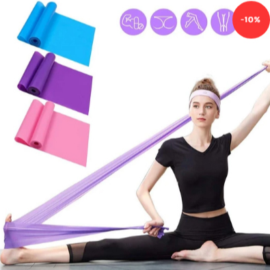 2020 Hottest Resistance Bands Latex Elastic Bands