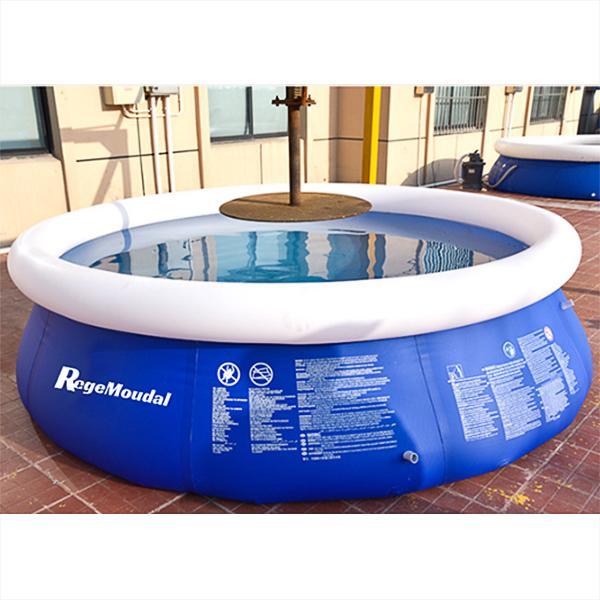 2020 Updated The Original Simple Set Pool-Inflatable Ring
