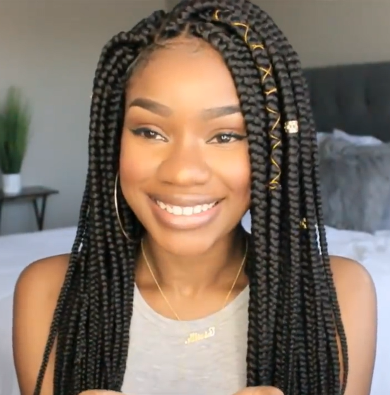 HOT SALE🔥-2020 New Fashion Braids Wig Braided Lace Wig(Buy 2 Get 1 Free ,100 Peoples Only)