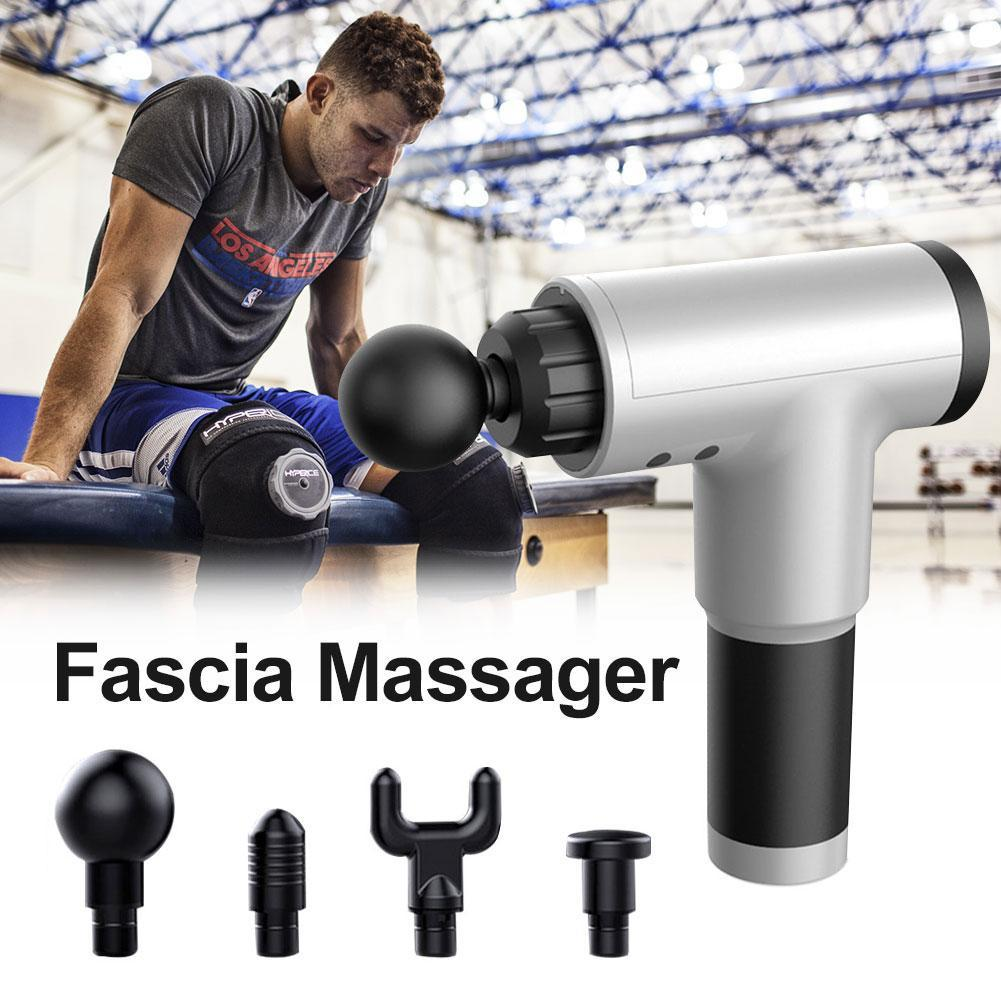 (60% OFF CHRISTMAS Promotion )Multifunctional portable massage gun,enjoy relaxing at home!