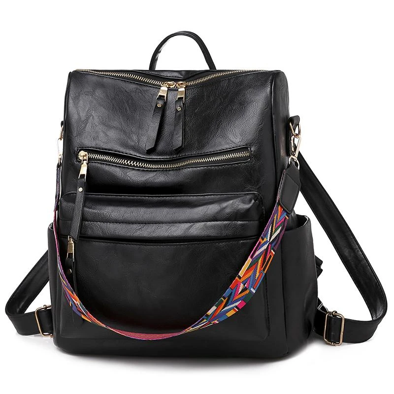 2020 New Fashion Leather Backpack