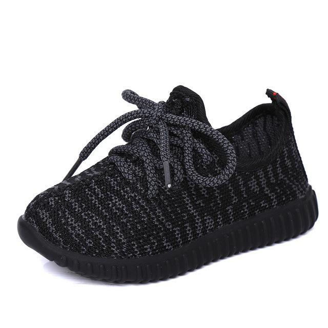 'Yeezy-Inspired' Toddler Unisex Sport Breathable Running Shoes