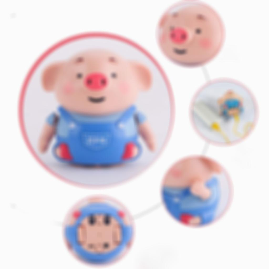 (Buy More Save More)Creative Pen Inductive Toy Pig