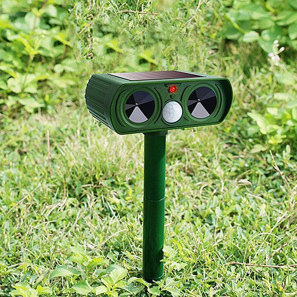 Solar Power Animals Repeller /Outdoor/Home/Garden