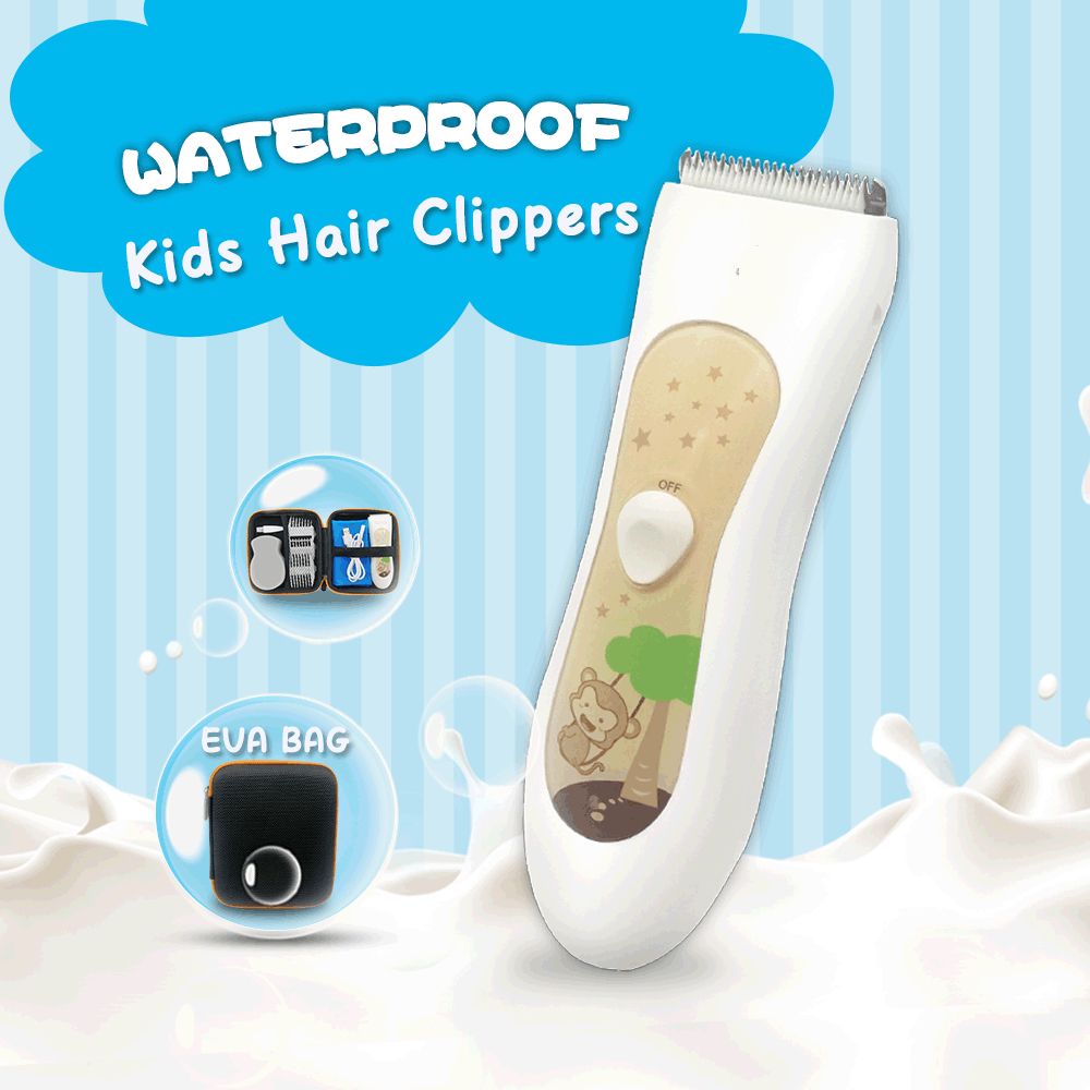 Baby Hair Clippers Usb Rechargeable
