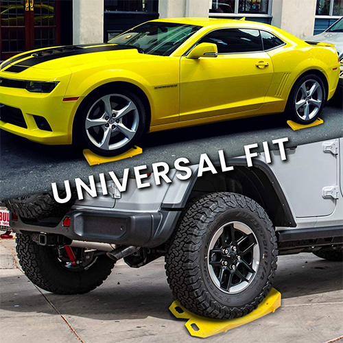 Flatstoppers for Car Storage