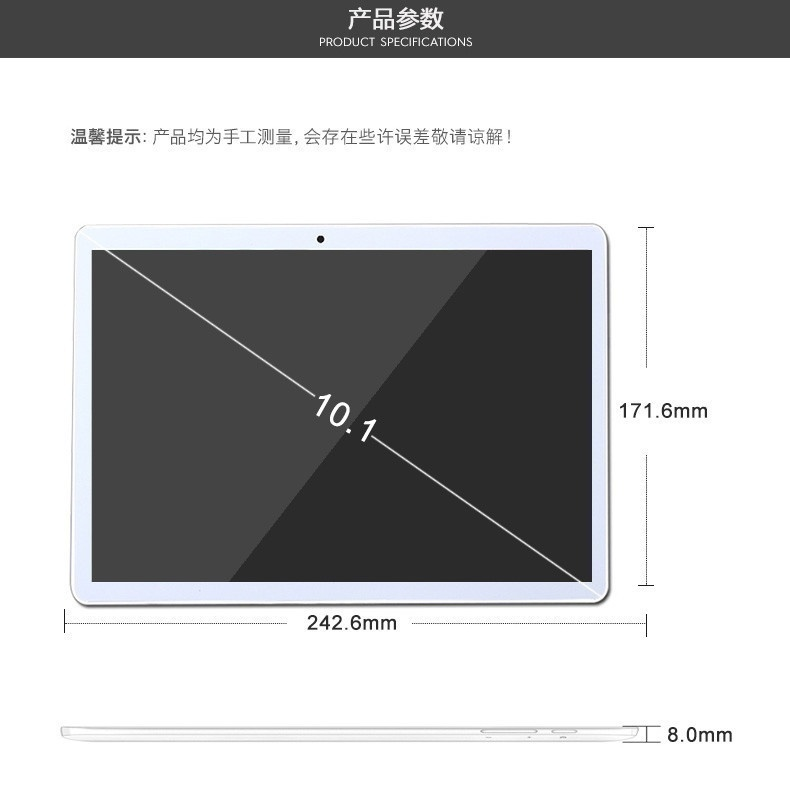 tablets 10.1 Inch  andoid tablets with 8+512GB large memory Tablet MTK6592 Dual SIM Card Phone 4G Call Wifi Tablets PC