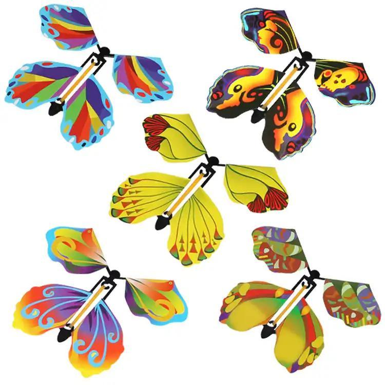 Magic Flying Butterfly for Surprise Gift