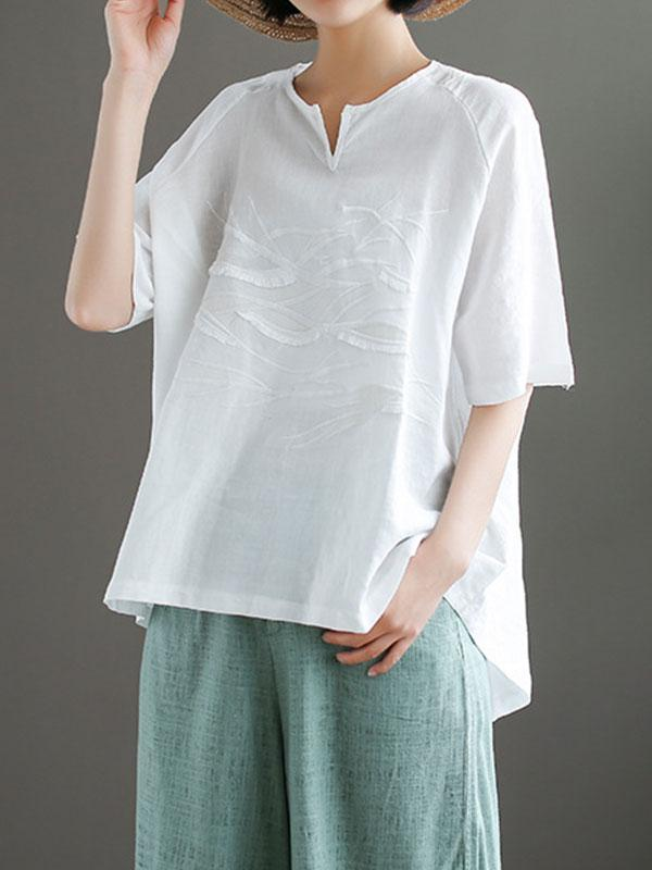 Back Road Rumble Cotton Tunic T-Shirt Top