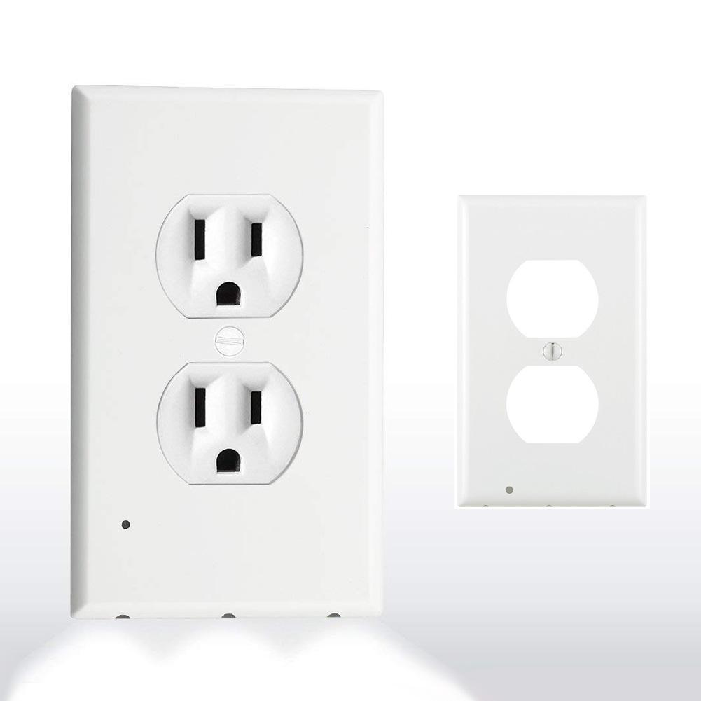 Higomore™ Outlet Wall Plate With LED Night Lights