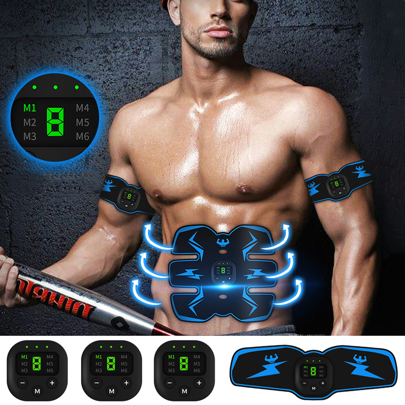 Ems Muscle Stimulator USB Rechargeable