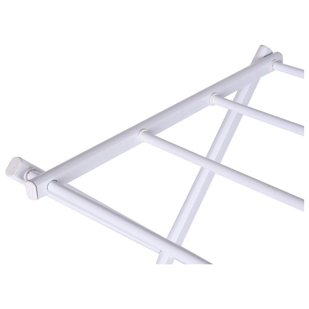 Foldable Drying Rack Horse Extendable Telescopic Clothes Dryer For Hang Laundry Wäscheständer Étendoir Tendedero