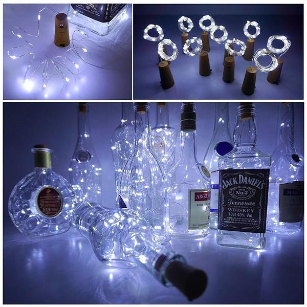 (New Year Promotion - SAVE 50% OFF) DIY Bottle lights--(Buy 20 Pcs Save $30 plus Free Shipping)