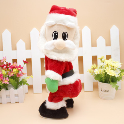Santa Claus  Electric Doll Gift (Buy 2 Free Shipping)