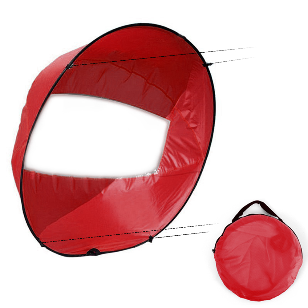 (Early Mother's Day Hot Sale-48% OFF)-Foldable Downwind Kayak Sail