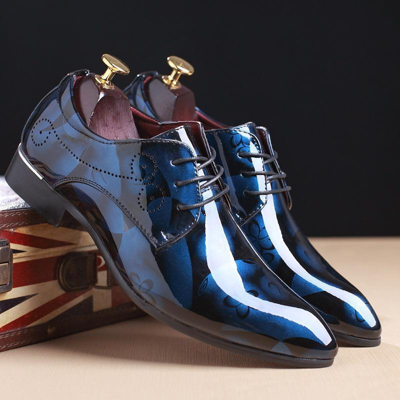 Unique Luxury Oxford Shoe 2019!