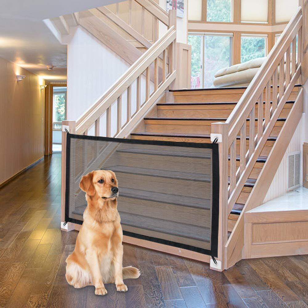Portable Kids &Pets Safety Door Guard 🔥 BUY 3 FREE SHIPPING 🔥