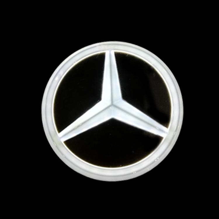 🚗4D Car Logo Badge LED Light✨For The Front And Back-Buy 2 Free Shipping