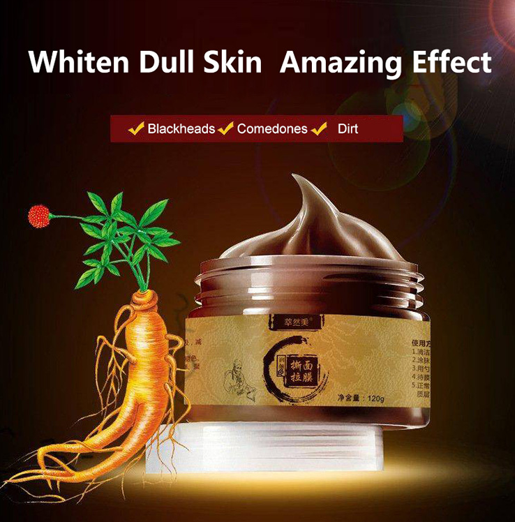 【Last Day Promotion & On-Time Delivery】Herbal Beauty Peel Off Mask--Buy 4 Free Shipping