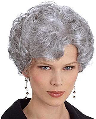 2021 New Lace Front Wigs Wig Color 1 Short Lime Green Wig Alopecia White Hair