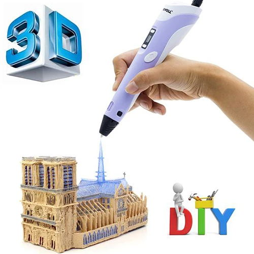 50% OFF TODAY   3D PRINTING PEN