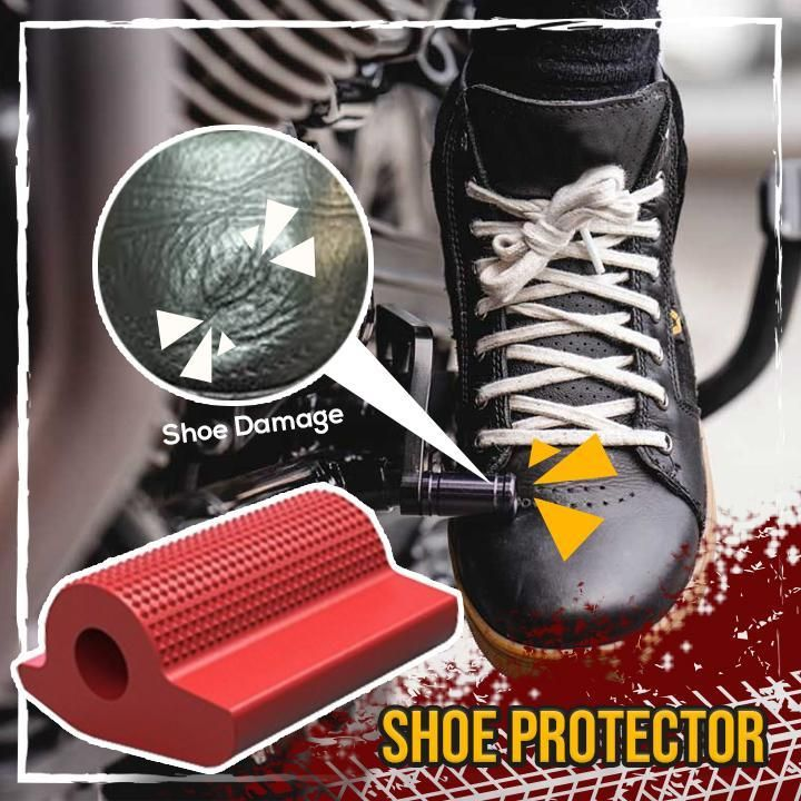 MOTORCYCLE GEAR SHIFTER SHOE COVER PROTECTOR