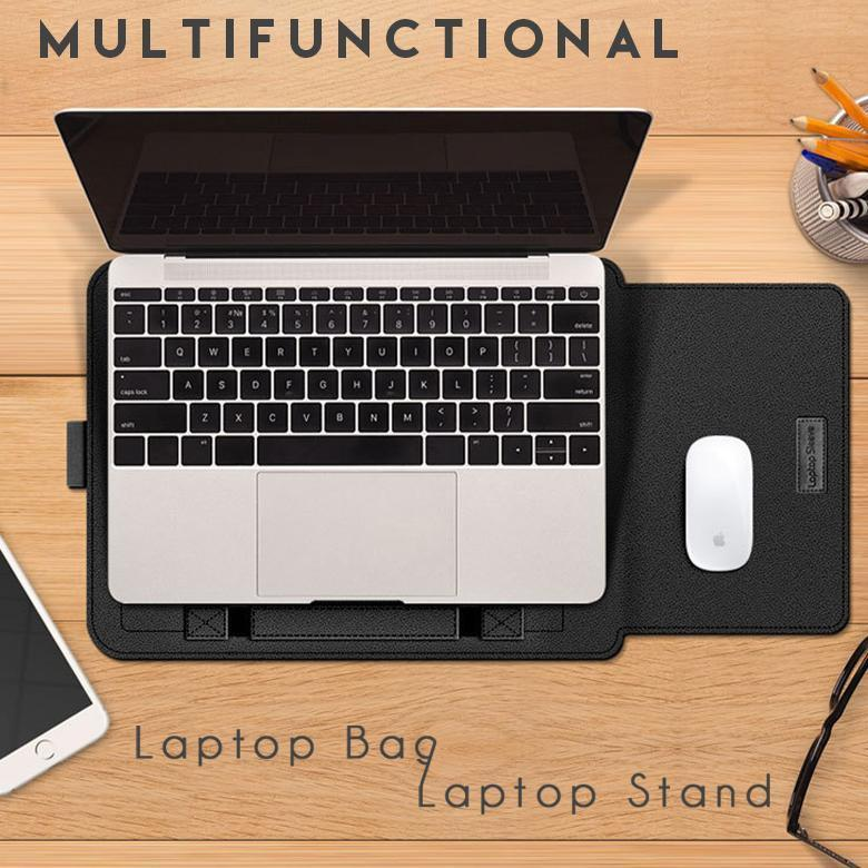 💻Sleeve Laptop Standable Case